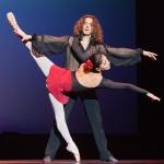 "Duet ""Tango Adios"" (I. Sharovyn, K.Panfilov)"